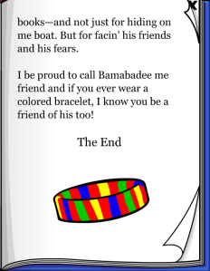 obtain the friendship bracelet